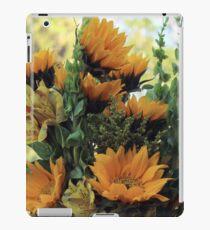 Sunflowers. iPad Case/Skin