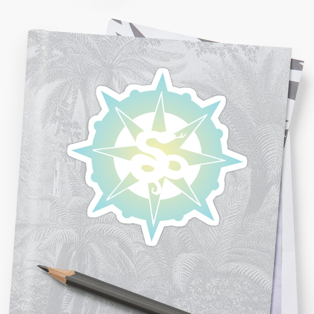 Masquerade Clan Variant: Serpents of the Light Sticker