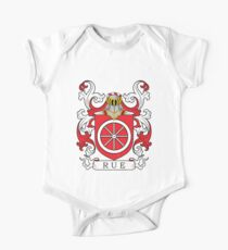 Rue Coat of Arms (French) One Piece - Short Sleeve