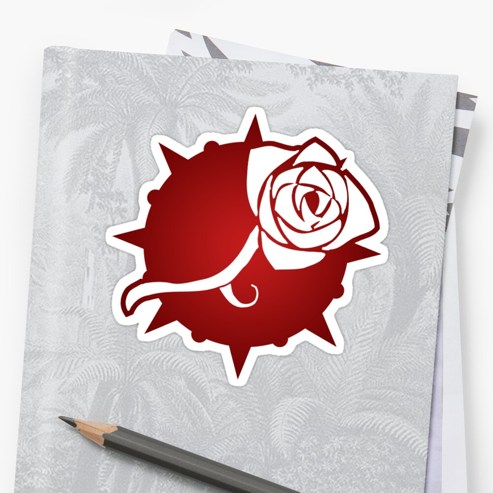 Masquerade Clan Variant: Toreador antitribu Sticker