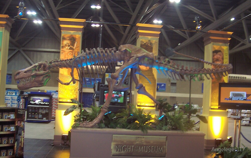 Night At The Museum in Walmart by Angeleyes117
