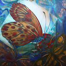 Mixed media: Regarding Lepidoptera by Marion Chapman