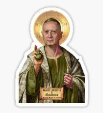 Saint Mattis Sticker