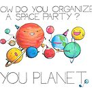 «Space Party» de gekep