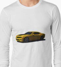 Chevy Camaro - Transformers Bumblebee  Long Sleeve T-Shirt