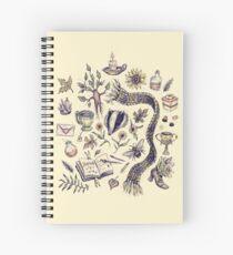 Cuaderno de espiral Leal y Verdadero