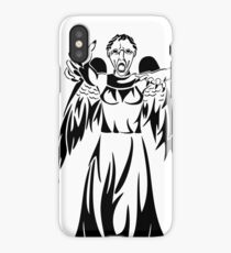 I told you not to blink iPhone Case/Skin