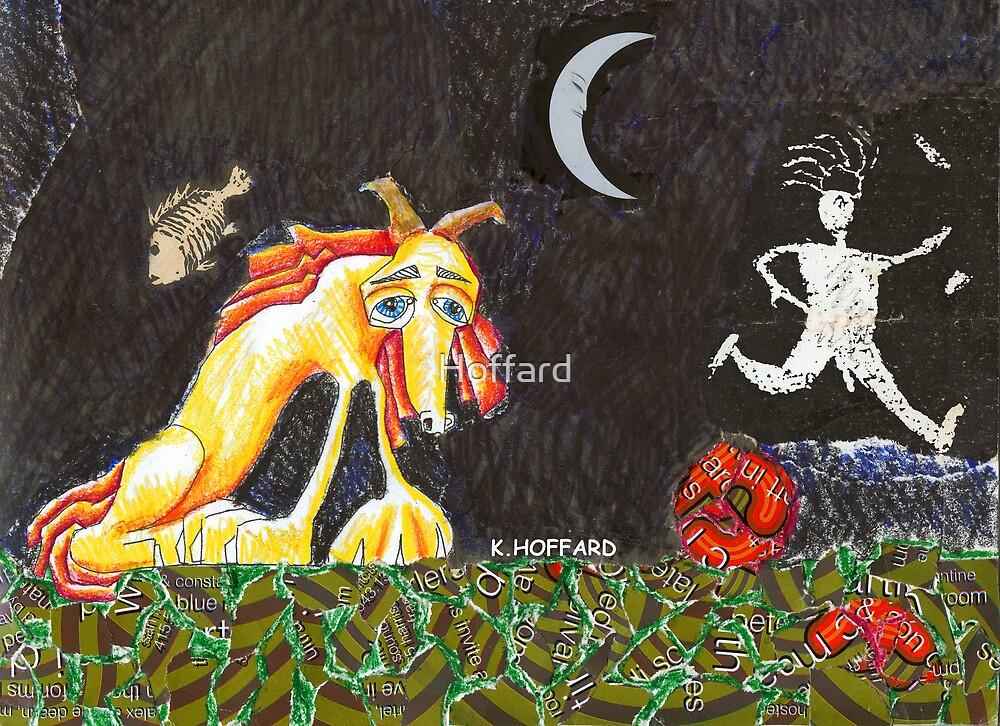 Lassie Come Home by Hoffard