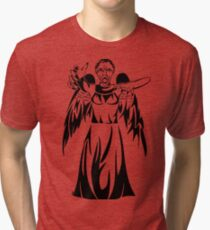 I told you not to blink Tri-blend T-Shirt