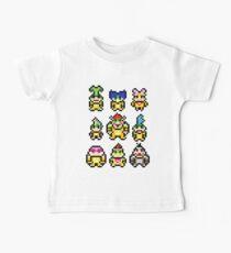 Mario Koopa Squad Kids Clothes