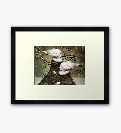 Seoul Sister Framed Print