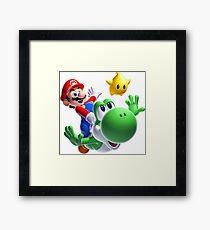 Super! Framed Print