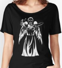 Can you see them in the dark? Women's Relaxed Fit T-Shirt