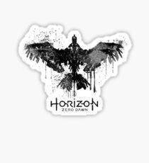 Horizon Symbol Sticker