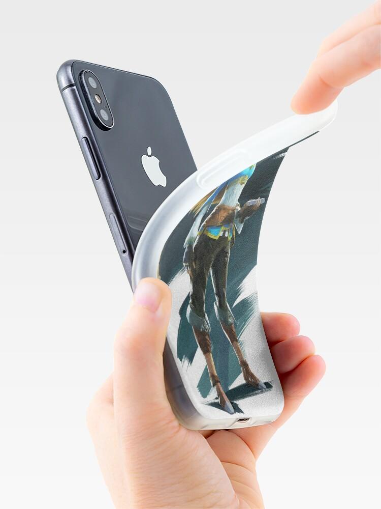 Alternative Ansicht von Zelda (the legend of Zelda breath of the wild) iPhone-Hüllen & Cover