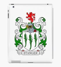 Stanger Coat of Arms iPad Case/Skin