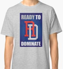 DOMINICAN REPUBLIC BASEBALL TEAM SUPPORT Classic T-Shirt