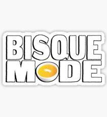 BISQUE MODE Sticker