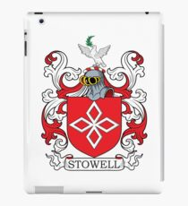 Stowell Coat of Arms iPad Case/Skin