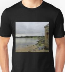 Greencastle Shoreline........................Ireland Unisex T-Shirt