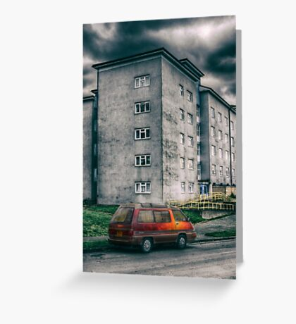 Always Bring the Weather With You Greeting Card