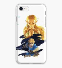 the legend of Zelda Breath of the wild iPhone Case/Skin