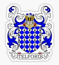 Telford Coat of Arms Sticker
