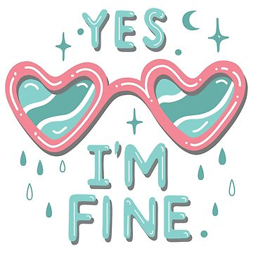 yes i'm fine by Paolavk