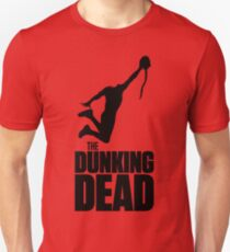 The Dunking Dead Unisex T-Shirt