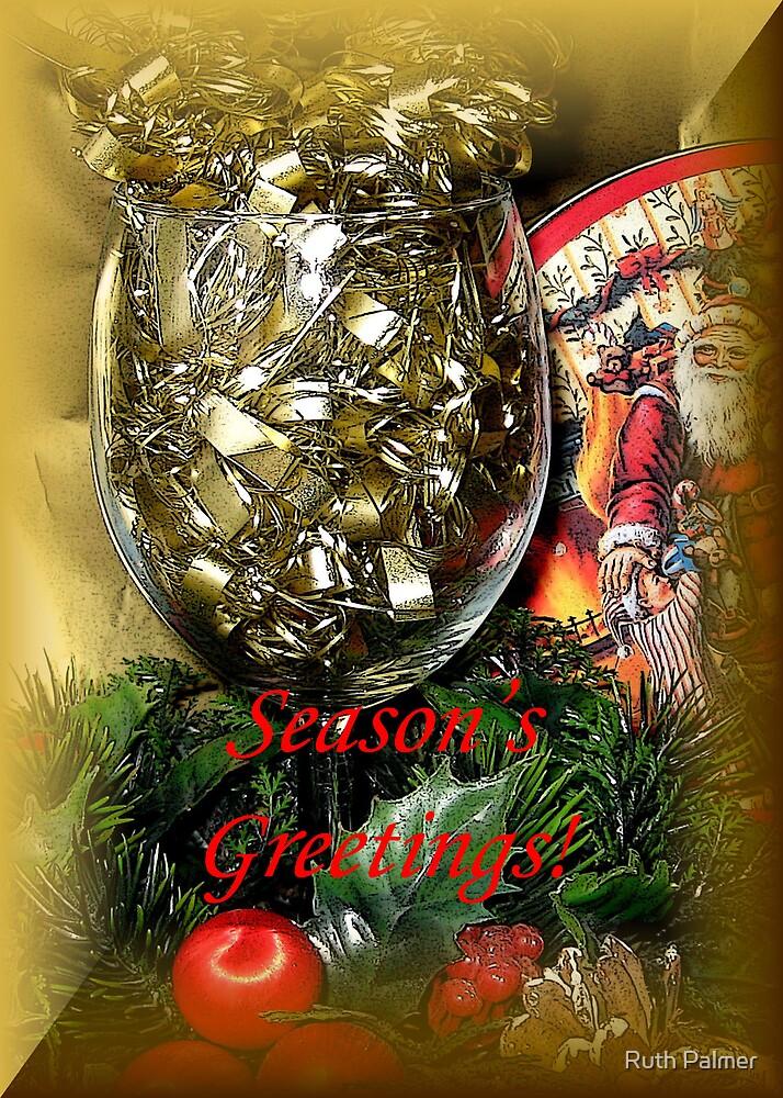 Season's Greetings! by Ruth Palmer