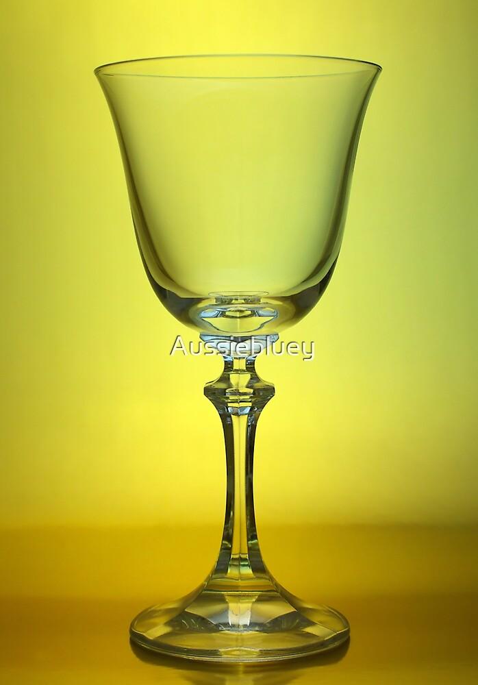 Wine Glass by Aussiebluey