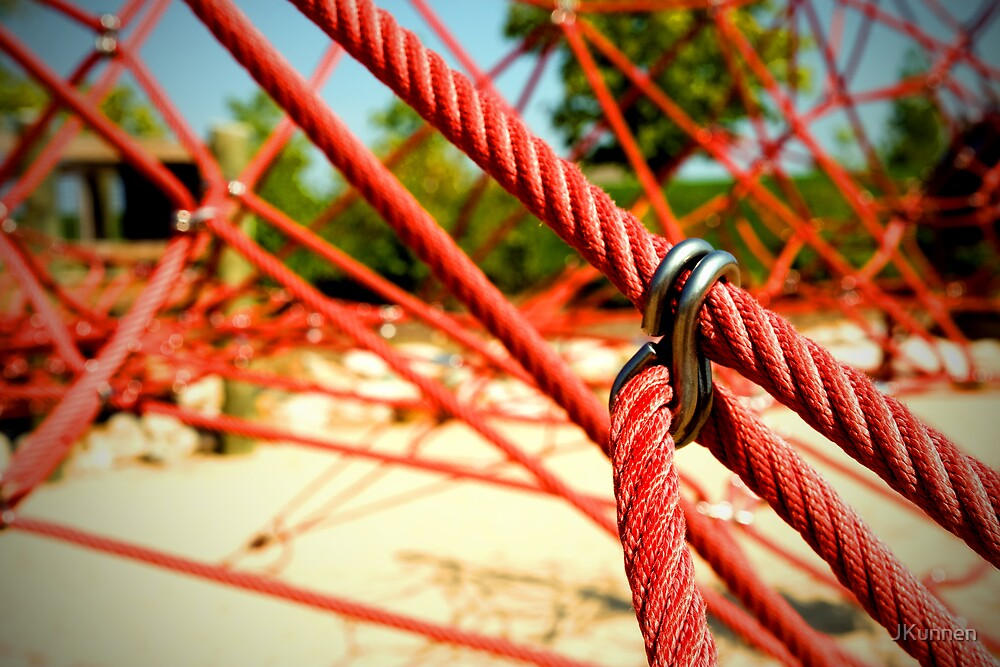 Playground Climbing Rope by JKunnen