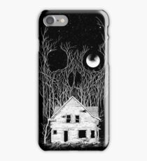 horror house iPhone Case/Skin