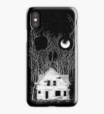 horror house iPhone Case/Skin