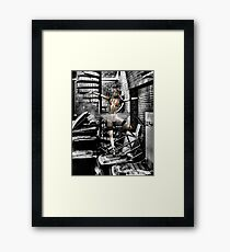 Danse Macabre - Rose Moxon & Paul Louis Villani Framed Print