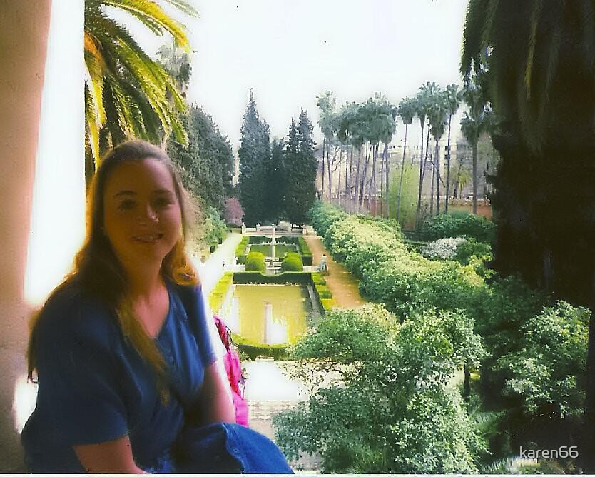 Spainish Garden by karen66