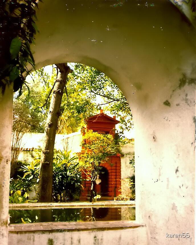 Spanish Window by karen66