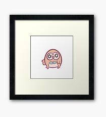 Rowlet - Pokemon Framed Print