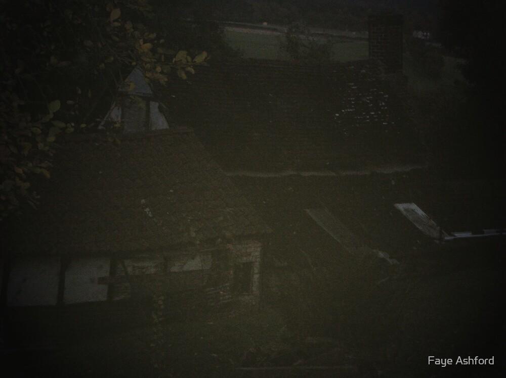 Abandoned House by Faye Ashford