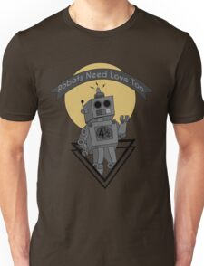 Creative Robotics Unisex T-Shirt