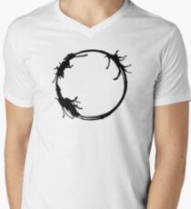 Heptapod B - (Translation is a SPOILER! See Description) Men's V-Neck T-Shirt