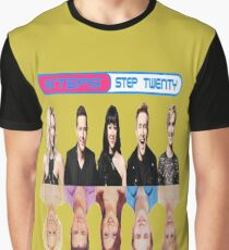 Step Twenty (Steps 20th Anniversary) Graphic T-Shirt
