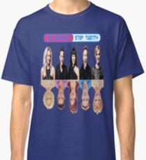 Step Twenty (Steps 20th Anniversary) Classic T-Shirt