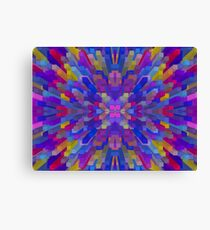 Abstract Zoom 31917 Canvas Print