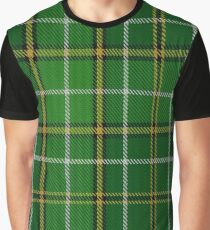 Forrester/Foster Hunting Clan/Family Tartan  Graphic T-Shirt