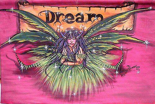 Dream by artwoman3571