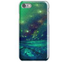 the sky lake iPhone Case/Skin