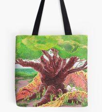 Mother Dragon Tote Bag