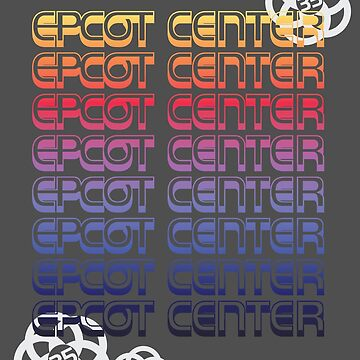 EPCOT Center 35 by scbb11Sketch
