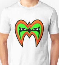 Ultimate Warrior mask T-Shirt